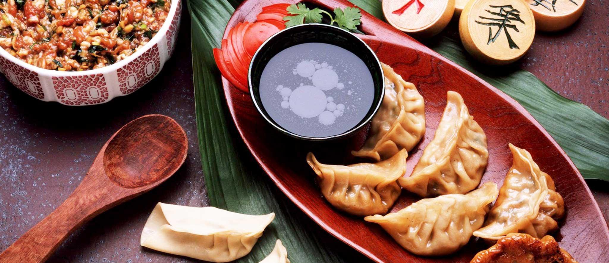 asian holiday food